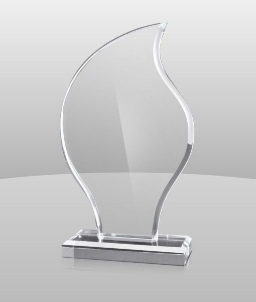 Flame Acrylic Award 1