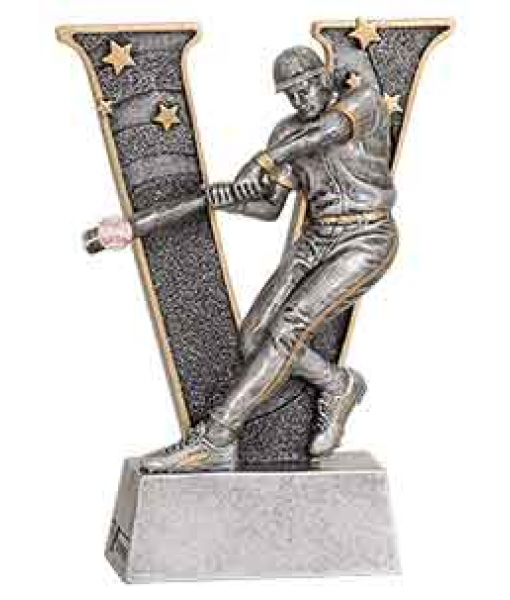 Baseball Player Trophy 1
