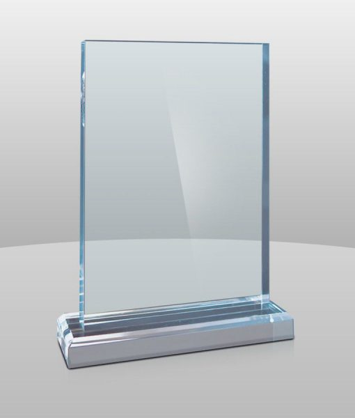 Blue Acrylic Award 1