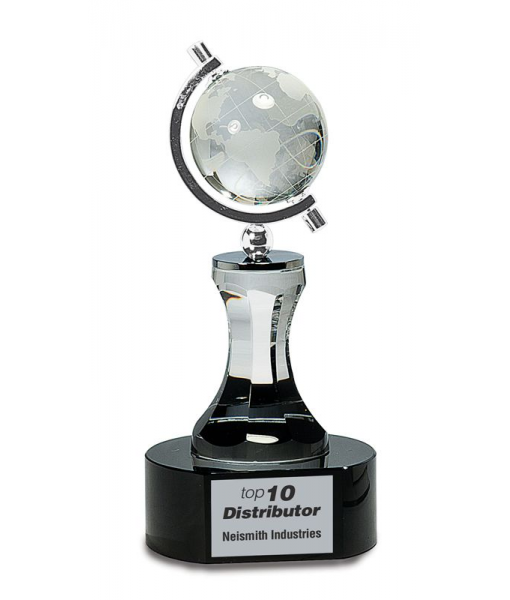 Glass Globe Award 1