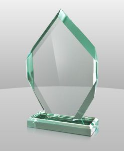 Jade Acrylic Diamond Award