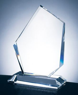 Modern Shape Glass Award 1