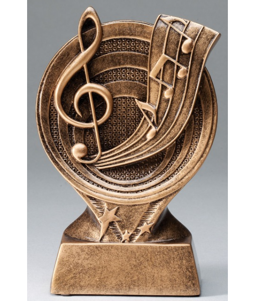 Music Resin Award 1