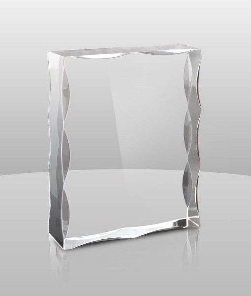Rectangular Acrylic Award 1