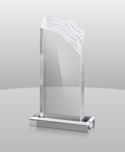 Top Wave Acrylic Award