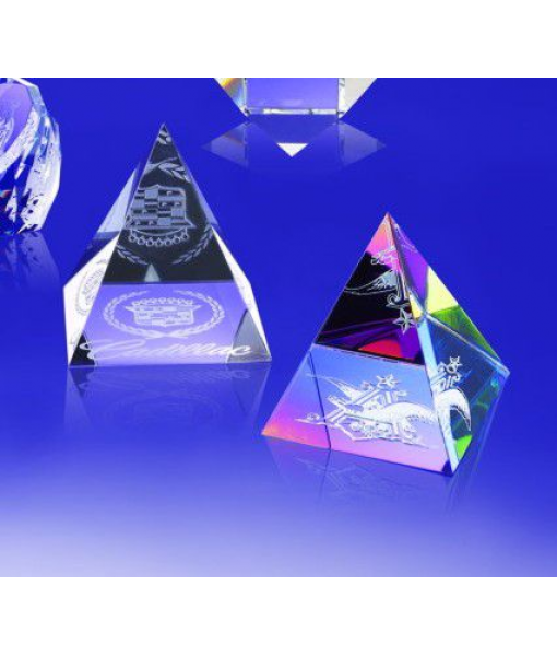 Crystal Pyramid Award 1