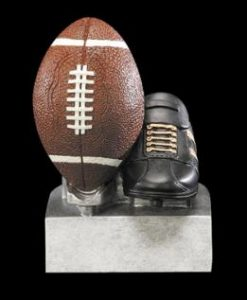 Football Resin Shoe/Ball