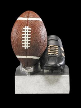 Football Resin Shoe/Ball 1
