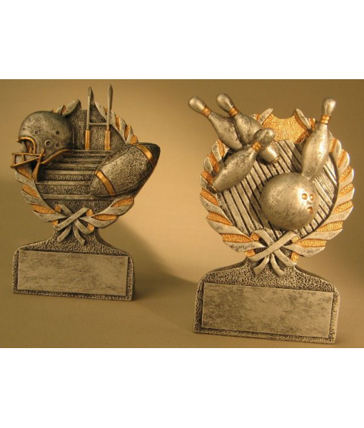 Resin Sports Trophies 1