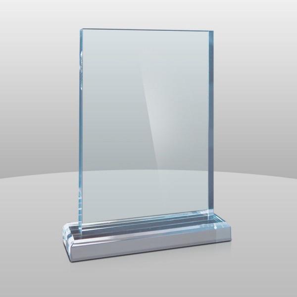 Blue Acrylic Award