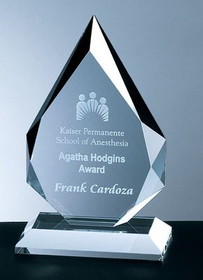 Crystal Peak Award