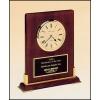 Desktop Rosewood Clock