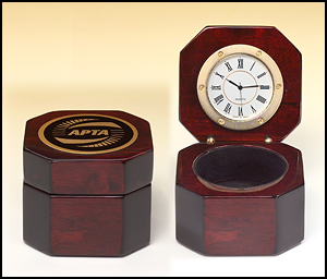 Jewelry Box Clock