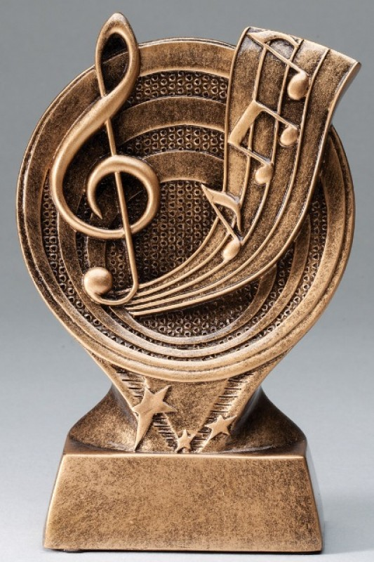 Music Resin Award