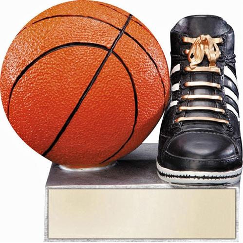 Basketball Resin Shoe/Ball