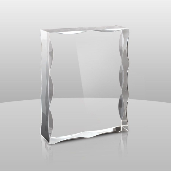 Rectangular Acrylic Award