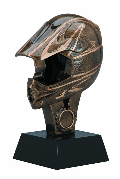 Resin Helmet