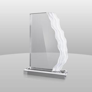 Side Wave Acrylic Award