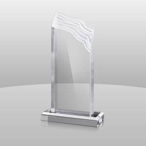 Top Wave Acrylic Award
