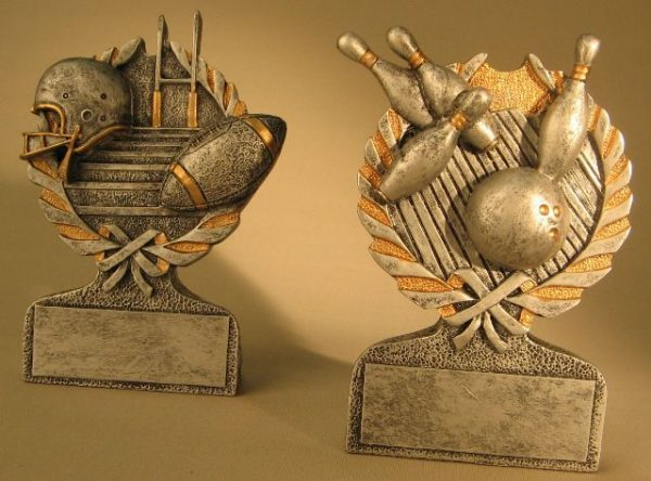 Resin Sports Trophies