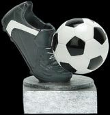 Soccer Resin Shoe/Ball